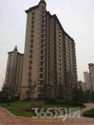 中南御锦城3室2厅1卫108.13平米精装产权房2018年建