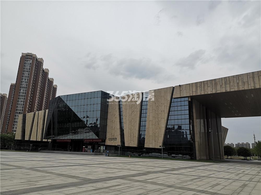 保利荣盛合悦区域内配套—六合图书馆(5.31)