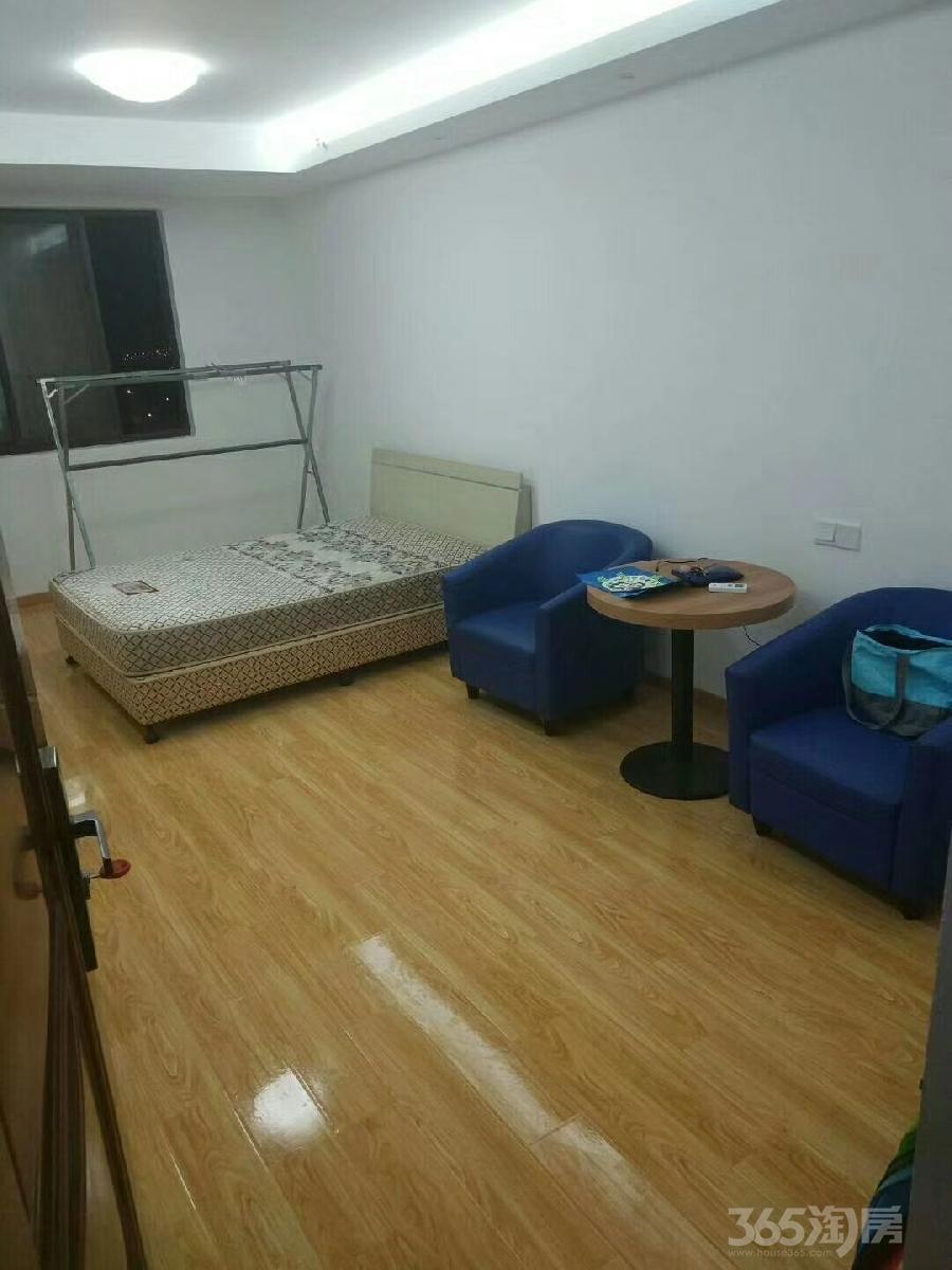 京东紫晶1室1厅1卫42平米整租精装