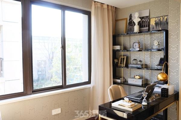 伟星金悦府公园洋房109平样板房——书房