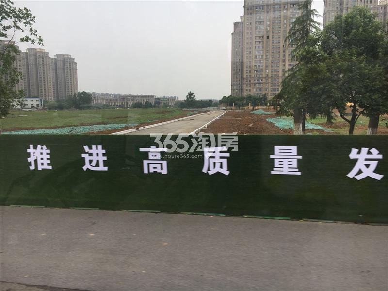 金轮津桥华府实景图