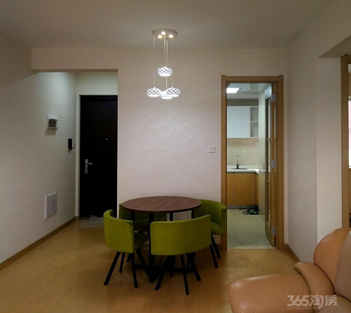 万科明天广场2室2厅1卫93平米整租精装