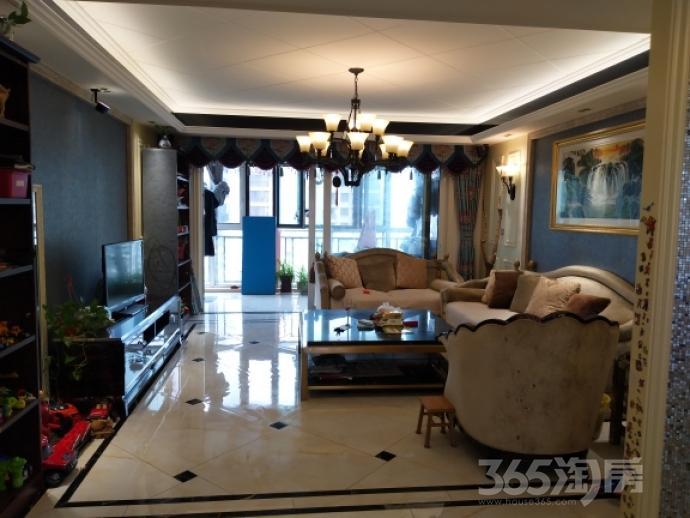 天正滨江4室2厅2卫226平米2011年产权房豪华装