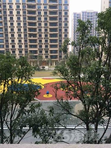 碧桂园城市花园3室2厅1卫91平米精装产权房2017年建