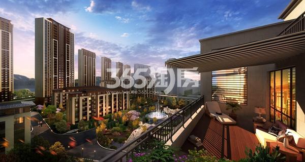 碧桂园大城印象效果图