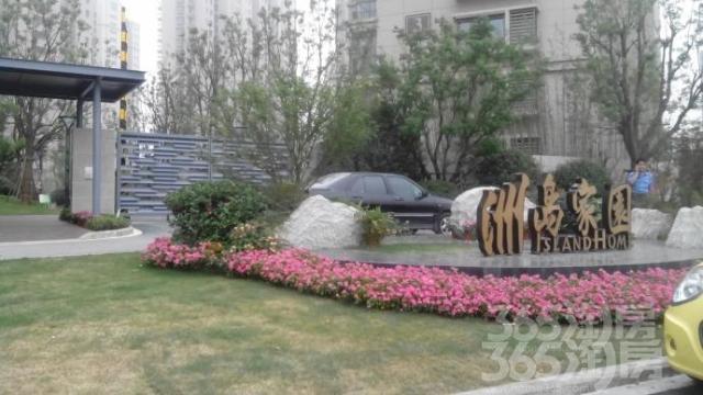 南京江心洲洲岛家园