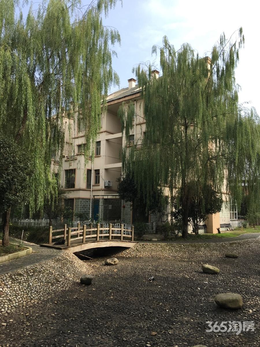 绿野枫景花园4室2厅3卫176平米毛坯产权房2005年建