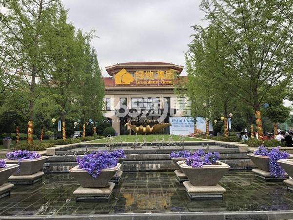 绿地迎宾城 营销中心 201805