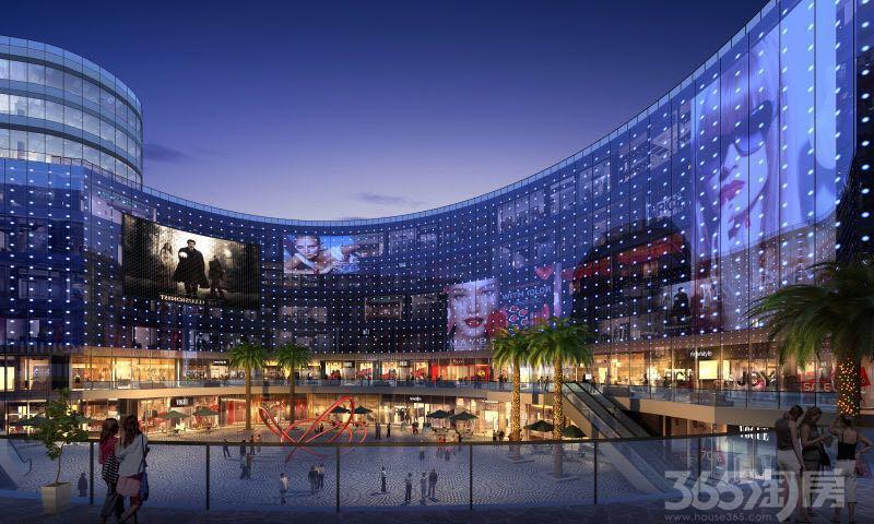 奥特莱斯国际商业广场18㎡2015年新铺精装包租出售