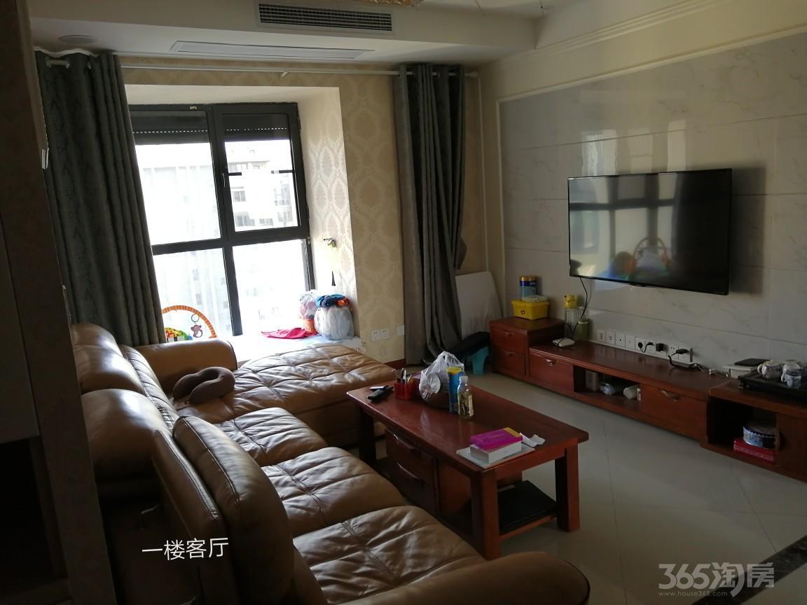 富力城4室3厅2卫142.59平米2013年产权房豪华装