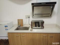 华强广场单身公寓,精装,空调,热水器,洗衣机,冰箱,家