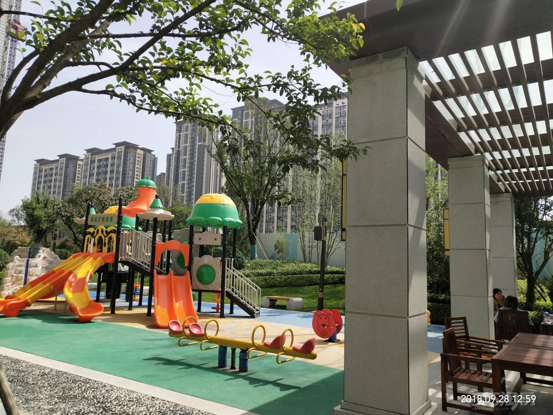恒大雅苑3室2厅1卫108平米2018年产权房精装