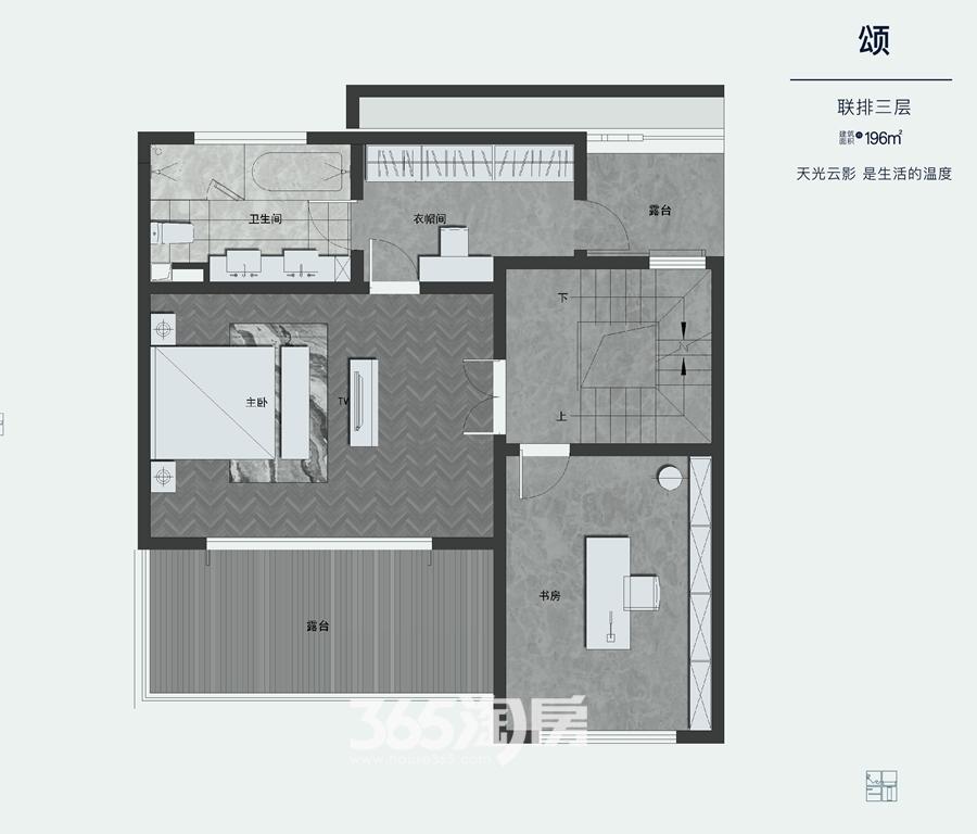 万科江东府户型图