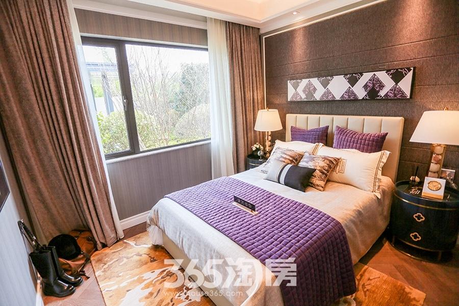 保利香颂152平样板间-卧室