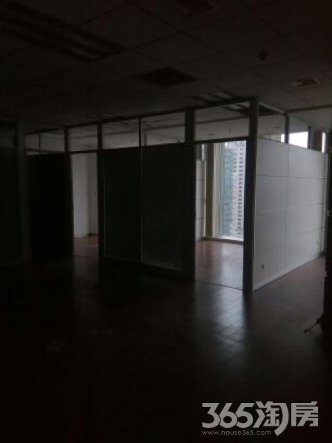 绿地广场紫峰大厦360平米整租精装