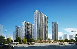 禧悦湾:轻奢板式 耀世全城