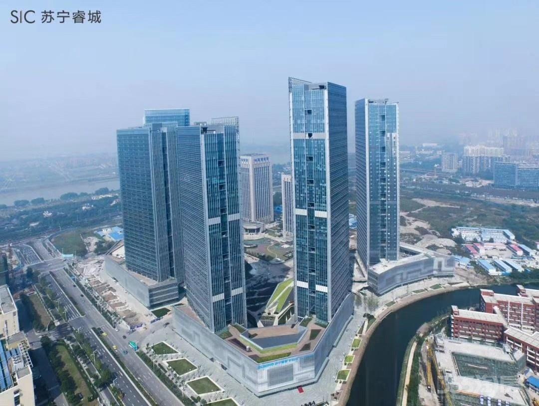 苏宁慧谷10室10厅6卫6000万元2200平方