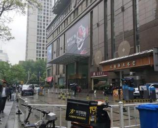 大行宫地铁口 新世纪广场 科巷菜市场旁 拐角铺水果店 年租15万