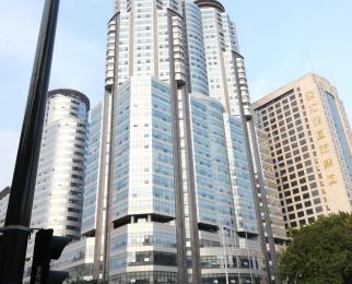 福鑫国际大厦一楼带广告位336平米整租精装