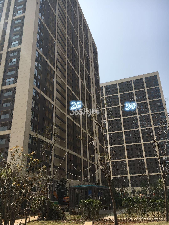 东方万汇城南区2、3#实景图(5.23)