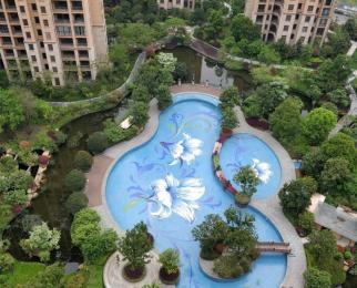 雅居乐滨江国际4室3厅4卫280平米整租豪华装