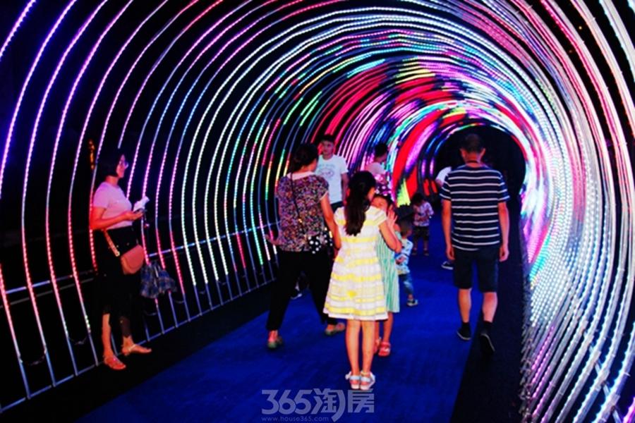大发融悦东方景观示范区开放(2018.9摄)