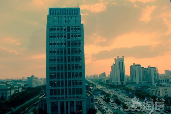 钱江财富广场B座20楼86㎡精装写字楼