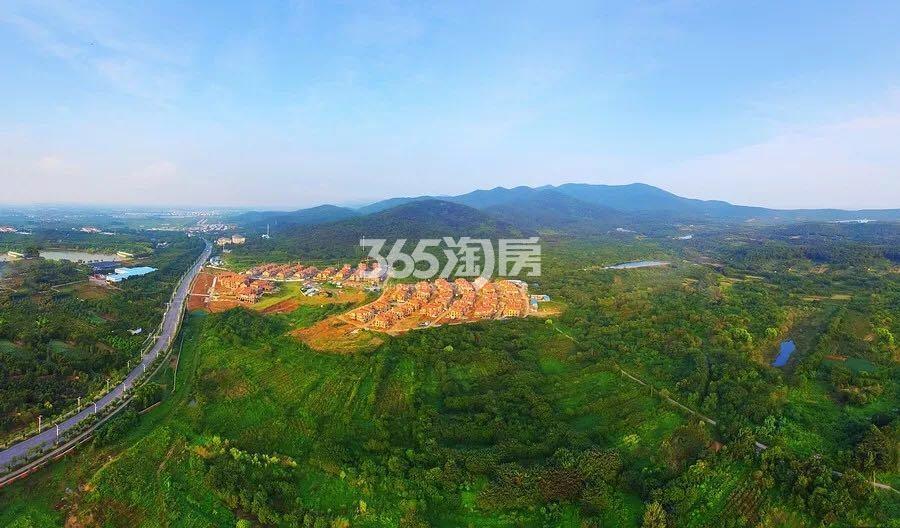 正源尚峰尚水周边航拍实景图(11.20)