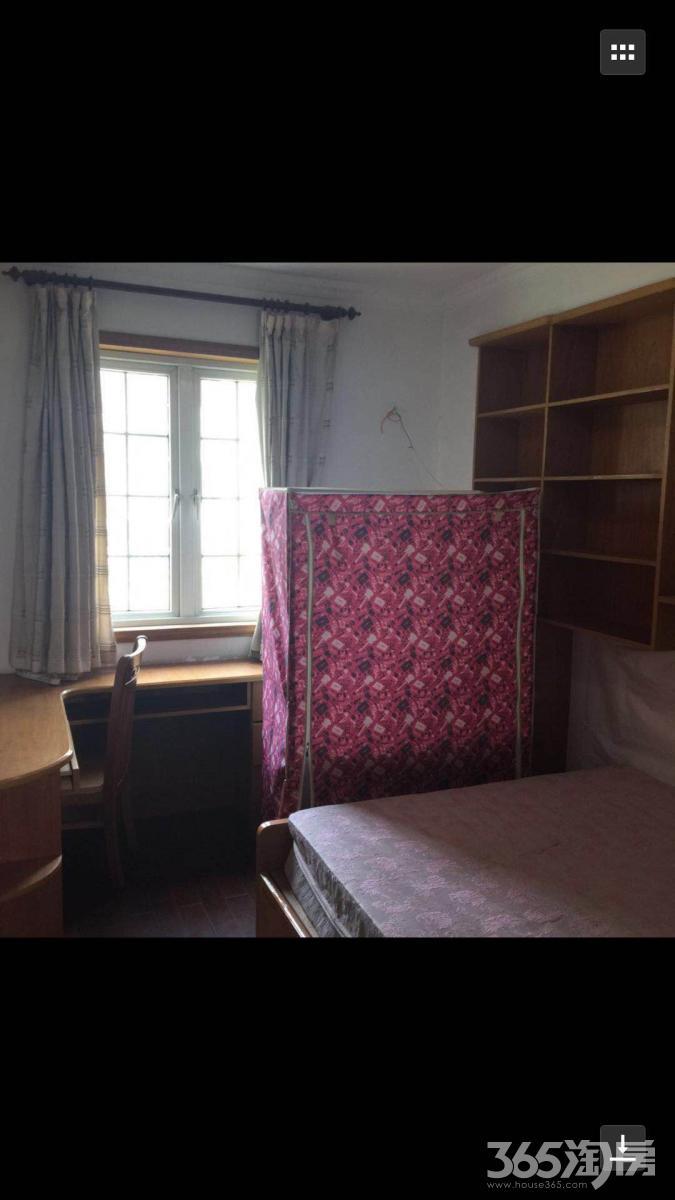 鼓楼区龙江高教新村2室1厅户型图