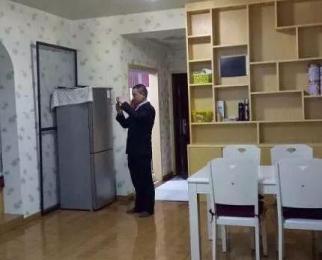 隆昊昊博苑 两室一厅 豪装修 家电齐全 有钥匙 随时看房 急租