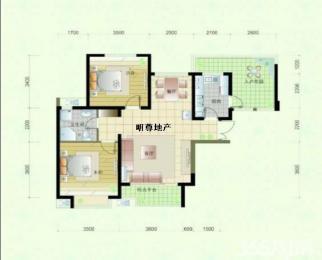 滨湖中心双学区房 改善型三居室 南北通透精装修 无税急售