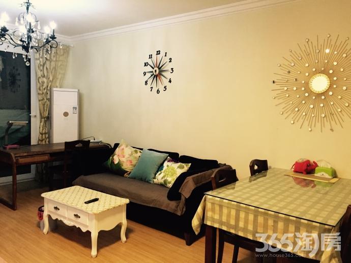 万科城3室2厅1卫90平米整租豪华装
