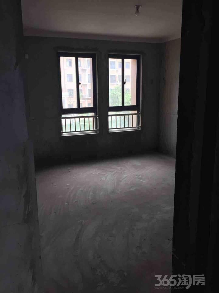 花山人家3室2厅1卫110平米毛坯产权房2017年建