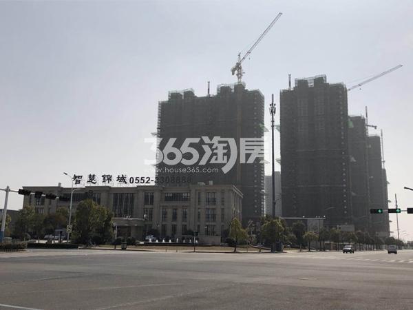 智慧锦城 营销中心 201803