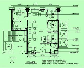蜀山望江西路西湖国际广场精装家具齐全办公室整租