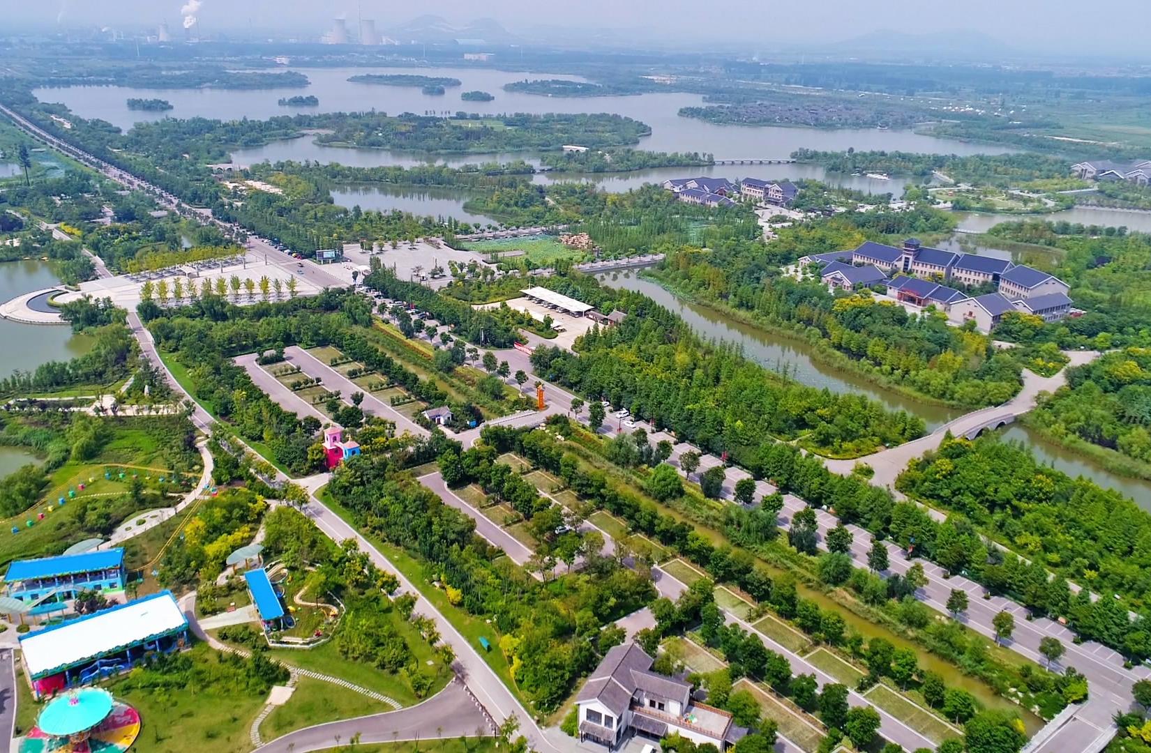 历时9年,徐州这个村终于拆完了!商业街+供地,2019将有大动作...