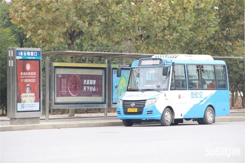 南昌天虹品上中心交通图