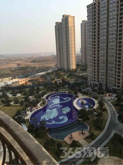 碧桂园凤凰城水蓝湾3室1厅1卫92平米精装产权房2015年建