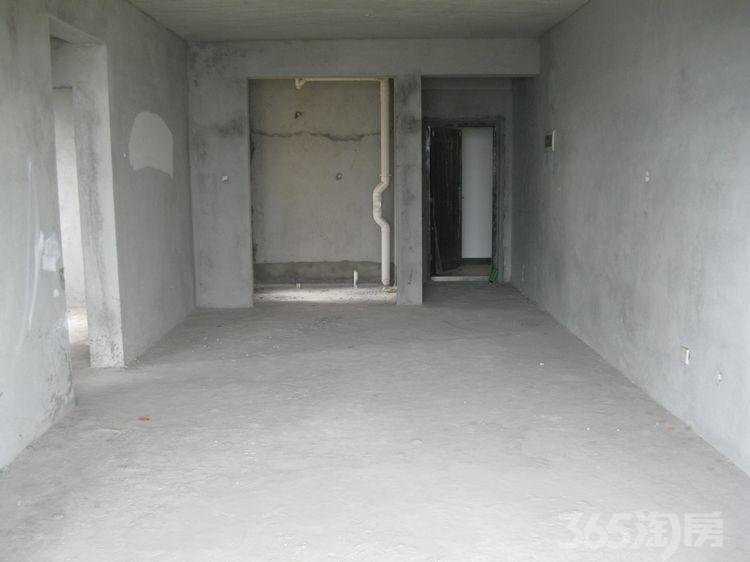 中央公馆3室2厅2卫108.8㎡2013年满两年产权房毛坯