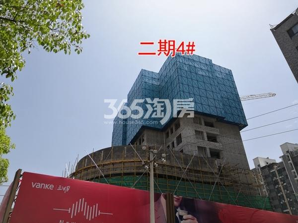 万科翡翠天地二期4#楼建至6层以上(5.28)