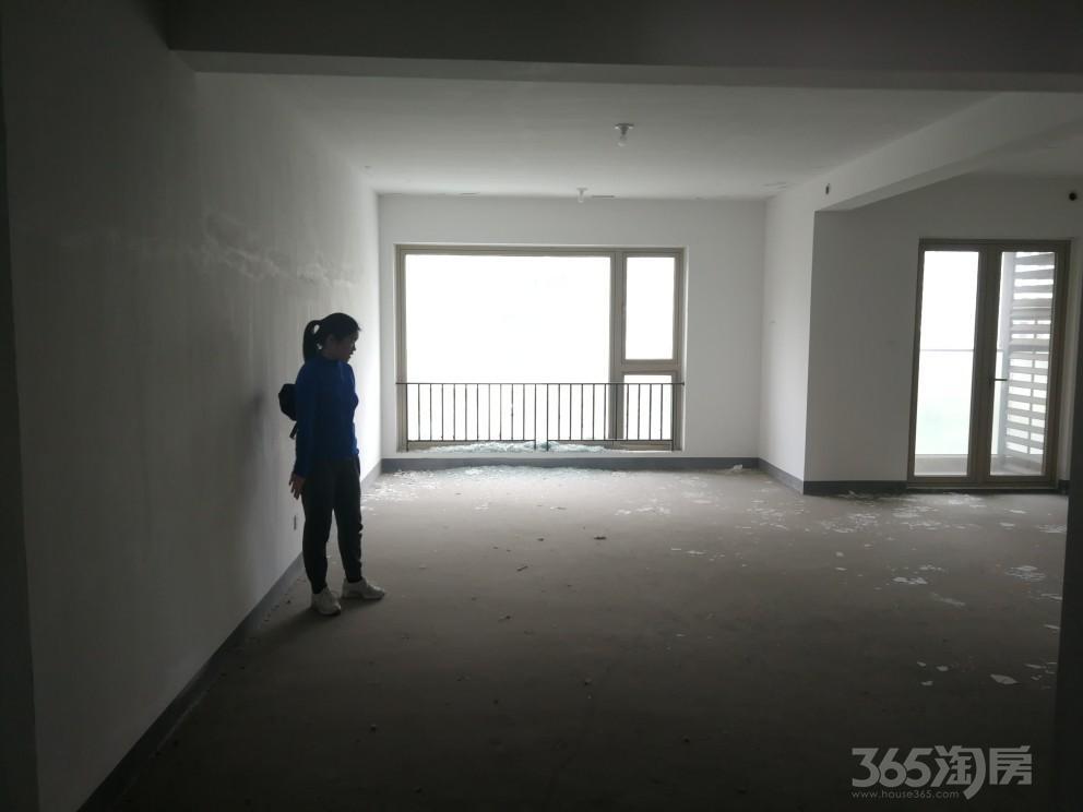富春和园3室2厅2卫148平米2015年产权房毛坯