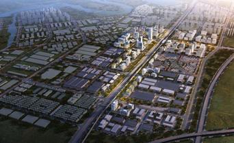 江北副中心11幅土地今年上市
