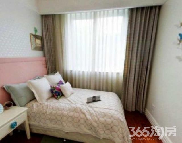 香墅名居3室2厅2卫118平米2014年产权房毛坯
