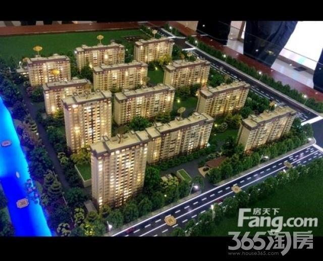 扬州美的城3室2厅2卫110平米2017年产权房精装