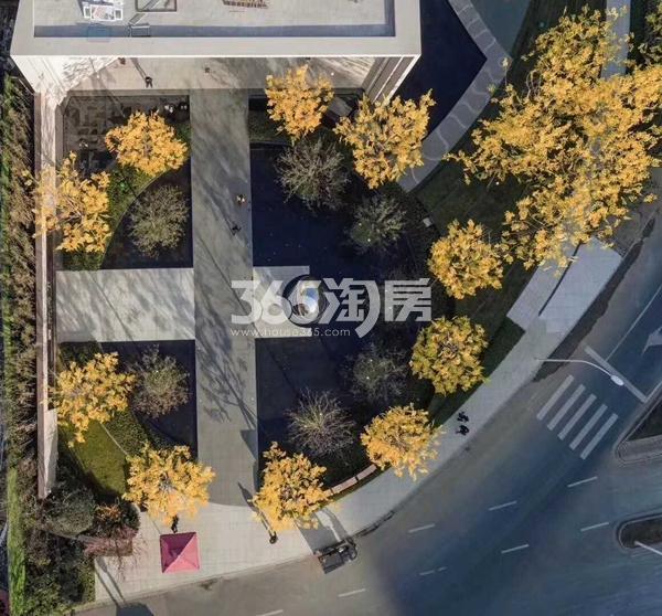 无锡中海寰宇天下示范区航拍实景(2018.1)