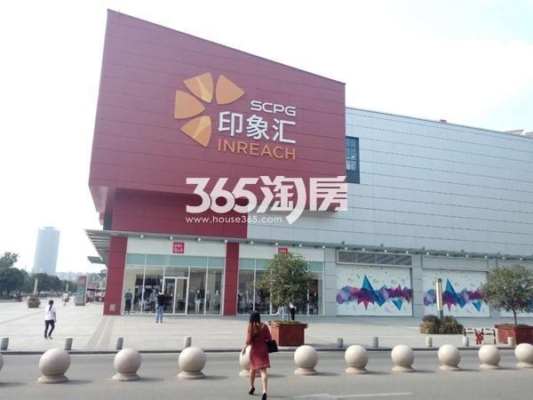 弘阳时代中心周边配套图(9.23)