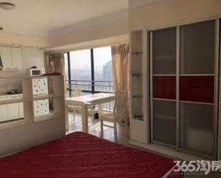 新街口 张府园 亚东名座 白领公寓 精装单室套 交通便利