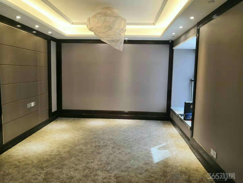 恒大滨江3室2厅2卫123平米2018年产权房豪华装