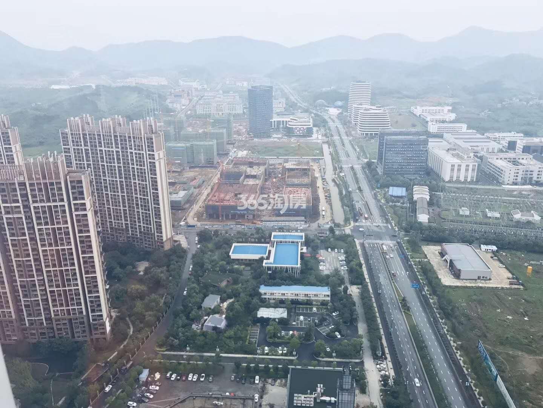 越秀星汇城实景图(2018.5)