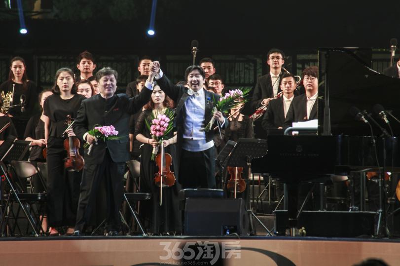 高清组图|中国铁建西安交响乐团户外公演圆满落幕